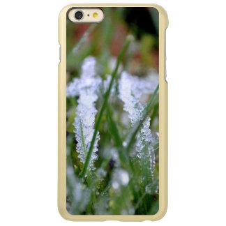 Frozen Winter Grass Incipio Feather® Shine iPhone 6 Plus Case