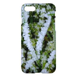 Frozen Winter Grass iPhone 7 Case