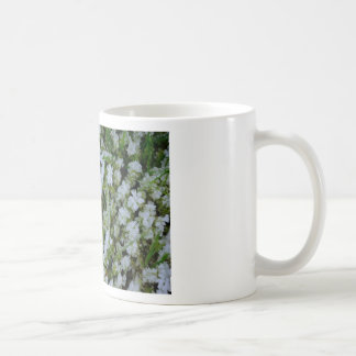 Frozen Winter Grass Coffee Mug