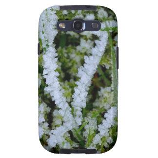 Frozen Winter Grass Samsung Galaxy SIII Cover