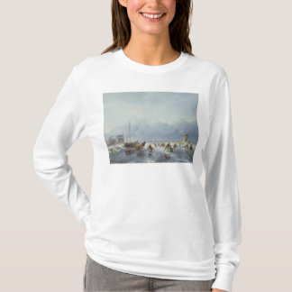 Frozen winter scene T-Shirt