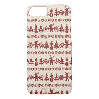 Frozen   Winter Wishes Pattern iPhone 8/7 Case