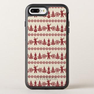 Frozen | Winter Wishes Pattern OtterBox Symmetry iPhone 8 Plus/7 Plus Case