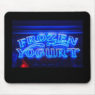 Frozen Yogurt in Florence Mouse Pad
