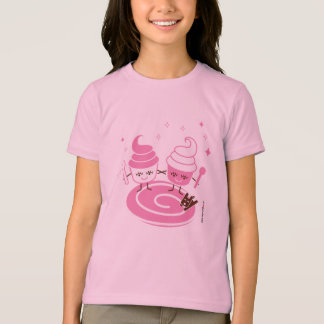 Frozen Yogurt Sisters T-Shirt