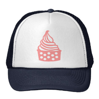 Frozen Yogurt Trucker Hat