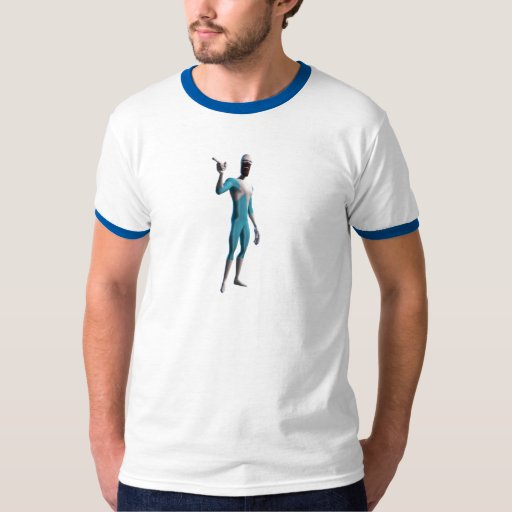 Frozone Pointing Disney T Shirt