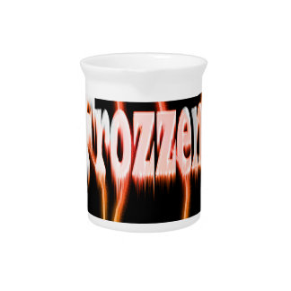 Frozzen on fire frozen pitchers
