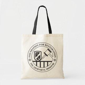 FRSG Tote Budget Tote Bag