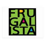 FRUGALISTA/GREEN POSTAL