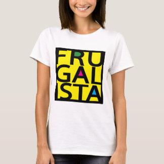 FRUGALISTA/YELLOW T-Shirt