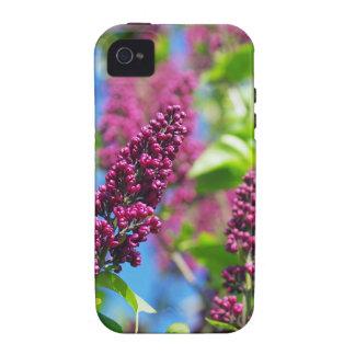Frühlingsflieder iPhone 4 Case