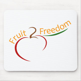 Fruit 2 Freedom Mouse Pad
