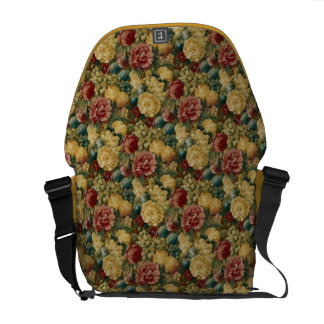 Fruit and Flowers Commuter Bag