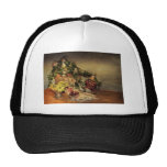 Fruit and Flowers Trucker Hat