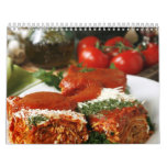 Fruit and Food Calender 11 Calendar