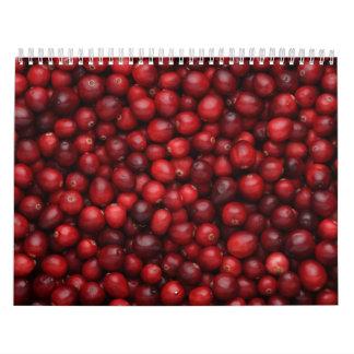 Fruit and Food Calender 16 Calendar