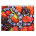 Fruit and Food Calender 23 Calendar