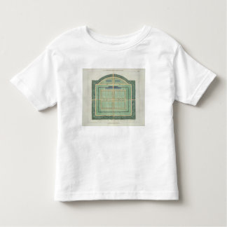 Fruit and Kitchen garden,from 'Hints on the Format T-shirts