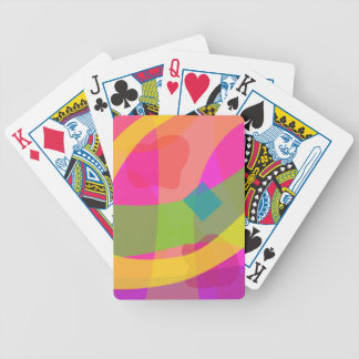 Fruit and Light Poker Cards