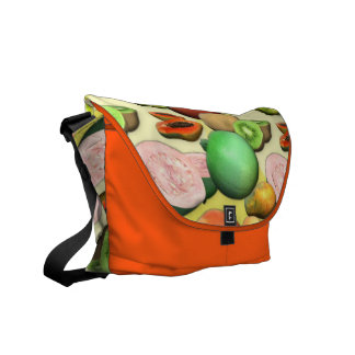 Fruit and Melons Courier Bag