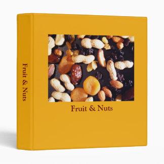 Fruit and Nut Binder
