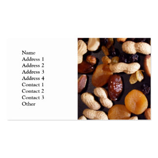 Fruit and Nut Business Card