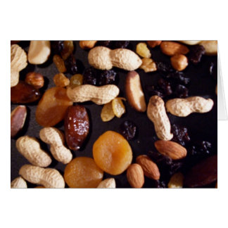 Fruit and Nut Card