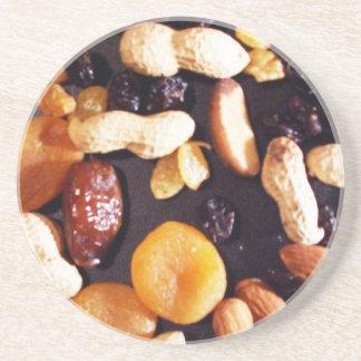 Fruit and Nut Coaster