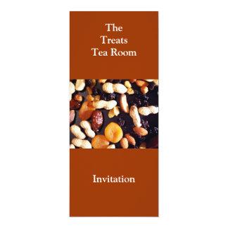 Fruit and Nut Invitation