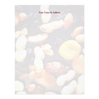 Fruit and Nut Letterhead