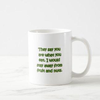 Fruit And Nuts Mug