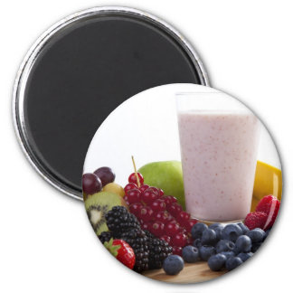 Fruit and Smoothie Magnet