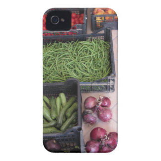 Fruit and vegetable boxes iPhone 4 case