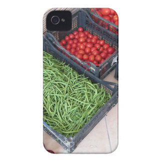 Fruit and vegetable boxes iPhone 4 cover