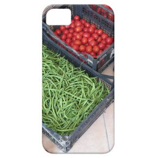Fruit and vegetable boxes iPhone SE/5/5s case