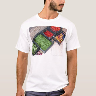 Fruit and vegetable boxes T-Shirt