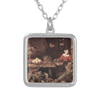 Fruit and Vegetable Market by Frans Snyders Jewelry