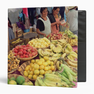 Fruit and vegetable stall binder