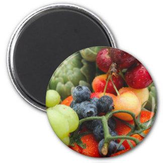 Fruit and Vegetables Magnet