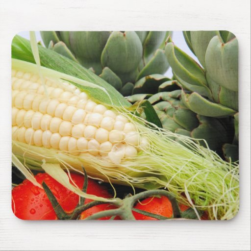 Fruit and Vegetables Mousepads