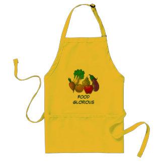 Fruit and Veggie Apron
