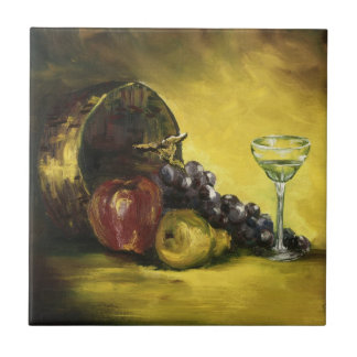Fruit and Wine Tile