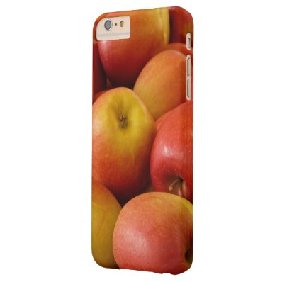 Fruit Apples Autumn Colors Destiny Barely There iPhone 6 Plus Case