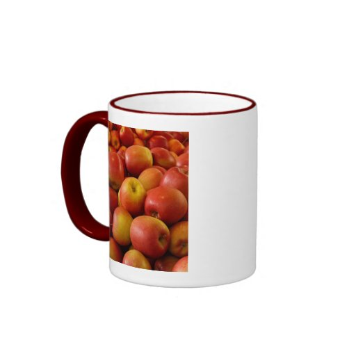 Fruit Apples Autumn Colors Destiny Coffee Mug