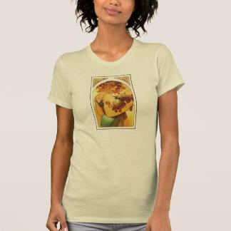 Fruit, Art Nouveau Alphonse Alfons Mucha T-Shirt
