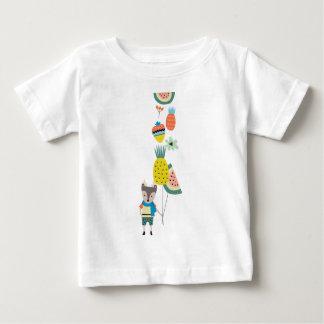 Fruit balloons baby T-Shirt