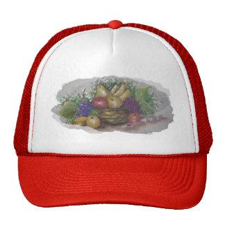 FRUIT BASKET TRUCKER HATS