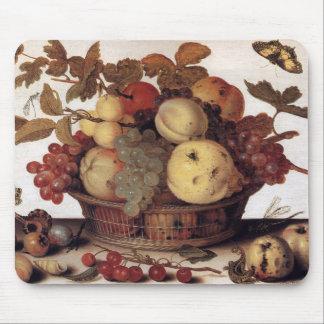 Fruit Basket Mouse Pad