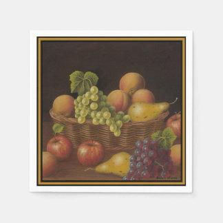 Fruit Basket Napkin